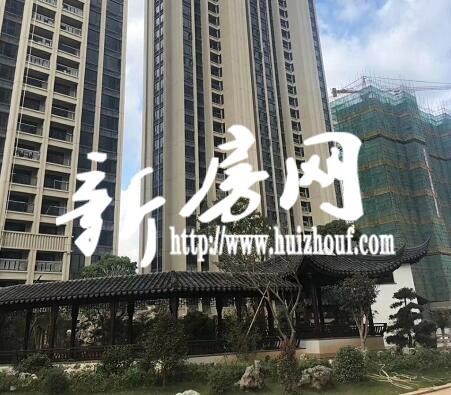 惠城奥林清华花园-奥林清华西区